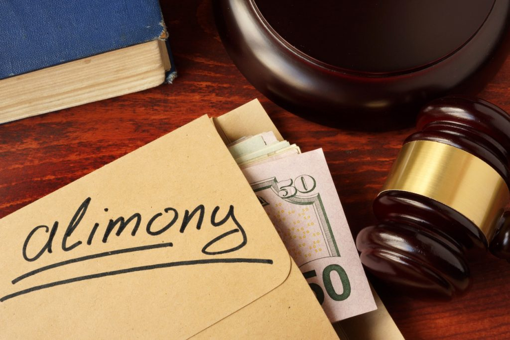 maryland divorce alimony lawyer