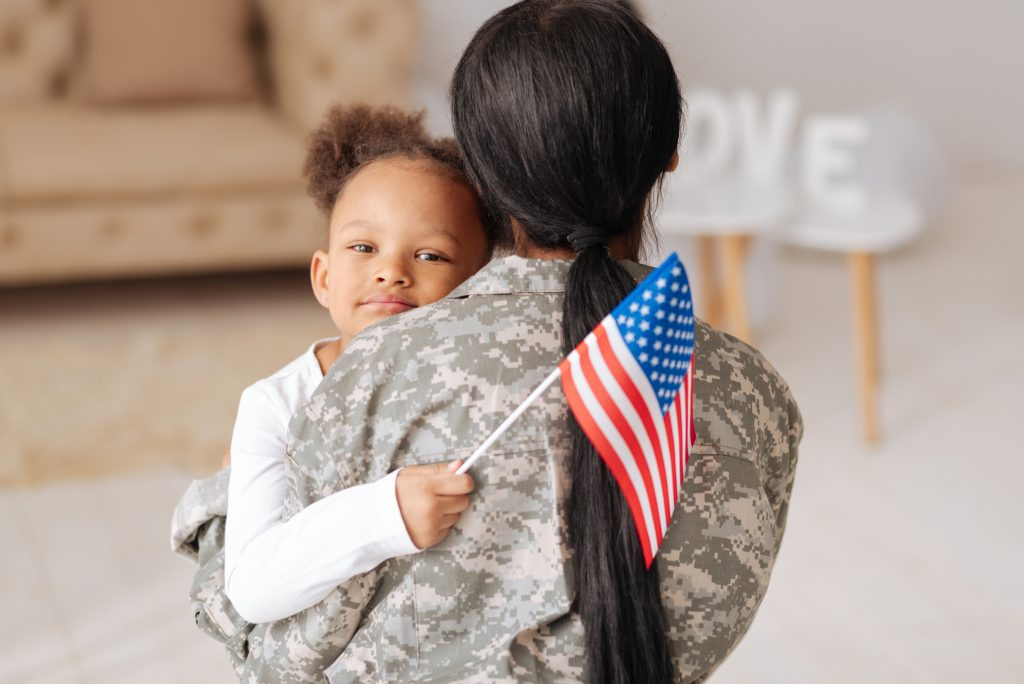 maryland military child support attorney